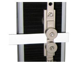 Test sur dynamomètre de traction ZS sur papier