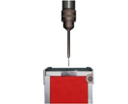 Dynamomètre test de perforation sur produits alimentaires
