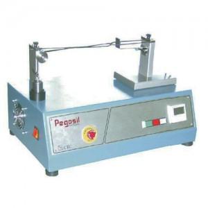 Abrasimètre lacets 1 position selon la norme ISO 22774