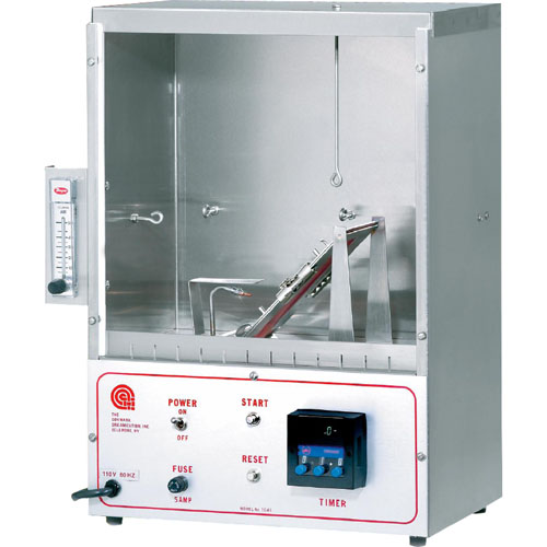Testeur d'inflammabilité 45 degrés Deatak Govmark