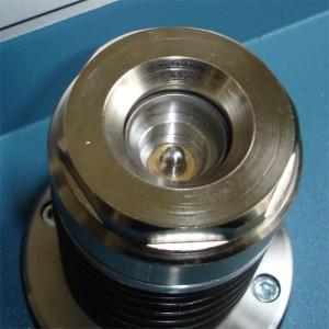 EL-51 Lastomètre électronique porte échantillon cuir
