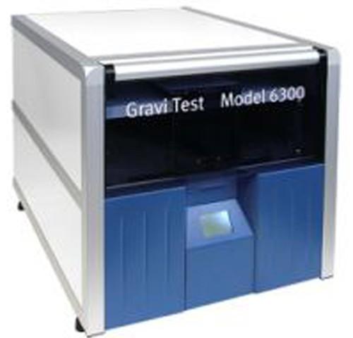 Gravitest de Gintronic pour mesure de la perméabilité vapeur d'eau selon ISO 2528