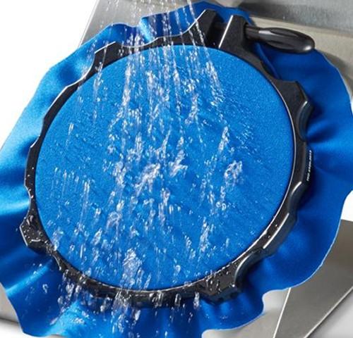 Appareil simple, pour le contrôle de l'aptitude à s'imprégner d'eau