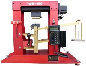 Tomodynamomètre 100 Test de Résistance à la coupure selon la norme EN 388 6.3