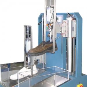 Flecion de chaussure dans l'eau ISO 20344