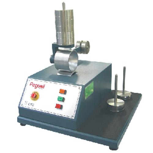 Testeur de fermeture des velcros selon la méthode de test Satra TM-123