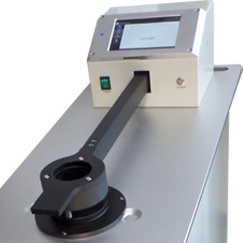 Perméabilimètre à air selon EN-ISO-9237
