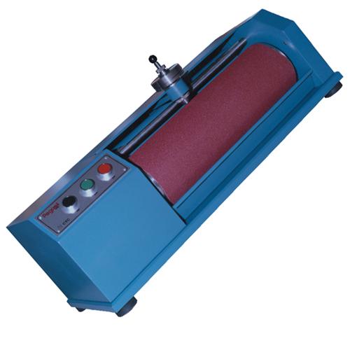 Zipor Abrasimètre semelles DIN selon la norme ISO 4649
