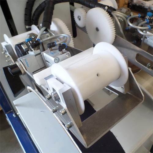VVC abrasimètre MIE automobile selon méthode d'essai PSA D44 1073