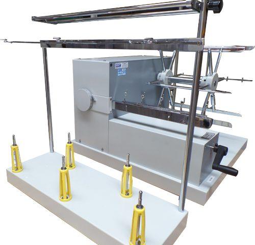 VVC Devidoir a échevettes électrique selo la norme iso2060