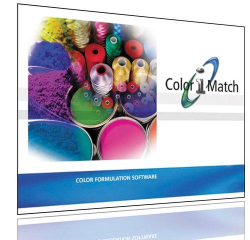 iMatch de XRite logiciel formulation couleur