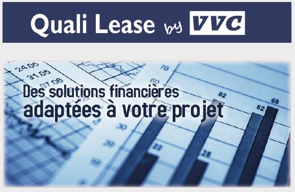 Qualilease by VVC - Le service de financement de vos instruments de contrôle qualité par VVC