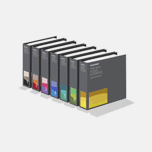 Pantone Cotton Swatch Library VVC