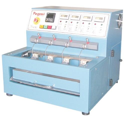 Pénétromètre Bally pour les cuirs selon la norme ISO 20344