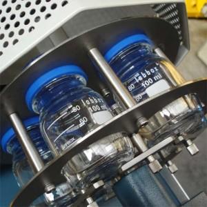 Porte-échantillon du pérméabilimètre à la vapeur d'eau selon la norme ISO 20344 § 6.6