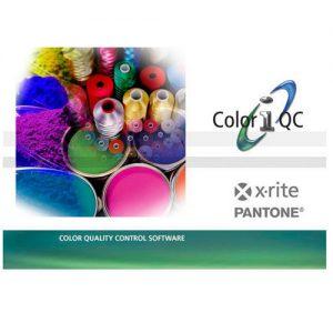 IQC de XRite Logiciel de contrôle qualité des couleurs