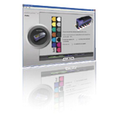 Net Profiler de XRite logiciel d'étalonnage des spectros