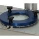 Porte-échantillon du WSP 3600 selon EN ISO 13859 et EN 13984