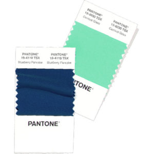 Pantone Swatch Cards Polyester