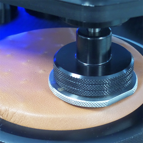 Abrasion des cuirs selon VDA 230-11