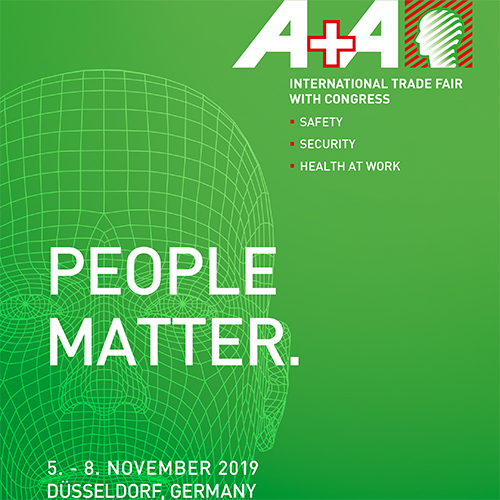 A+A 2019 - Hall 9 /StandD62-6